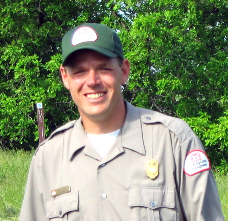 The St. Paul District selected park ranger and natural resource specialist Scott Tichy as one of its three Civil Servants of the Year.