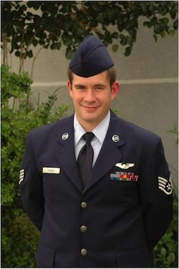 Staff Sgt. Daniel N. Fannin