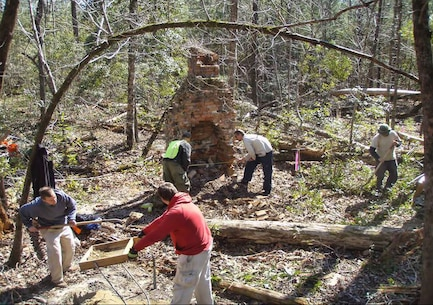 Phase I archaeological survey of historic period home site aboard Marine Corps Base Camp Lejeune, N.C.
