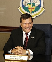 Canadian Ambassador to the United States Frank McKenna