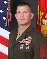 SgtMaj Benjamin L. Pangborn