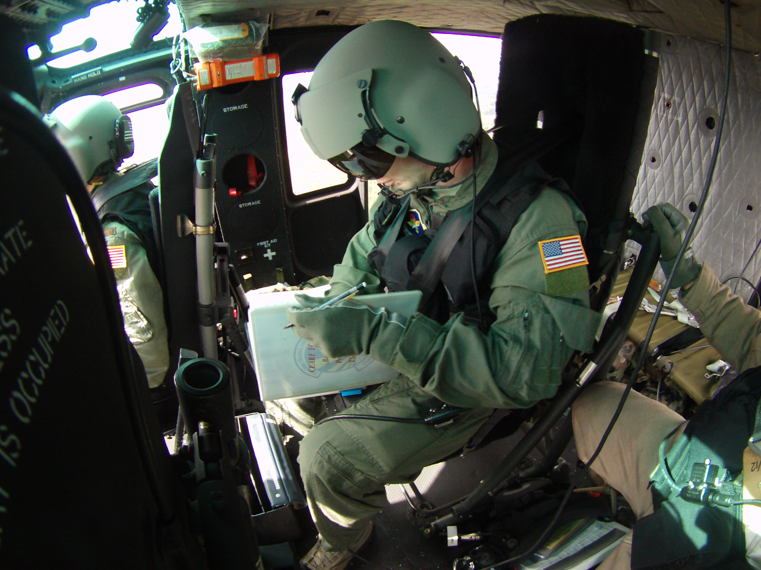 Undergraduate special mission aviator course is first of ...