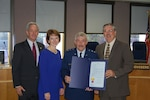 "U.S. Northern Command Chief of Staff, Maj. Gen. Paul Sullivan accepted a resolution passed by the Board of Commissioners of El Paso County proclaiming Oct. 1st as ""U.S. Northern Command Day"" in a ceremony held at the county offices Sept. 27."