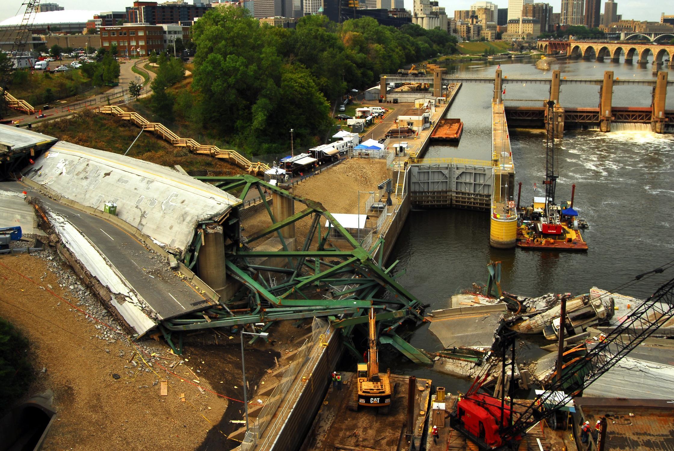 UCT-1 Integrates Engineering Skills to Support Minneapolis