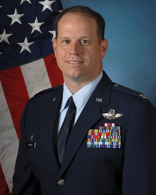 Lt. Col. John Vincent serves as the 39th Operations Group commander at Incirlik Air Base, Turkey