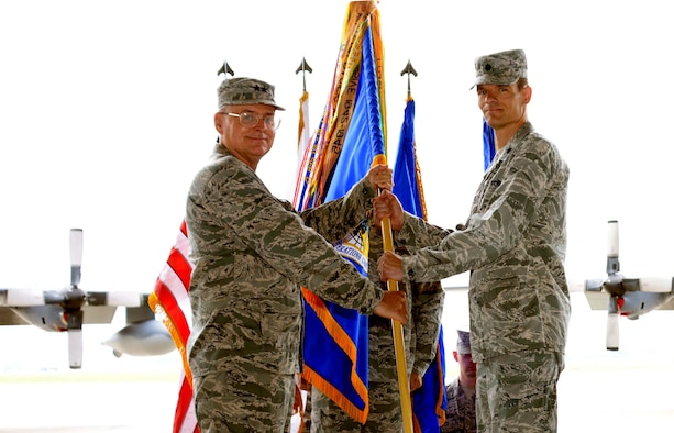 U.S. Air Force Lt. Col. Ben Maitre, 353rd Special Operations Group