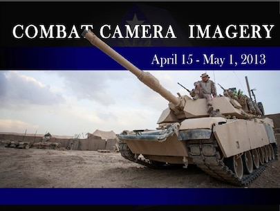 Combat Camera Imagery April 15-May 1, 2013