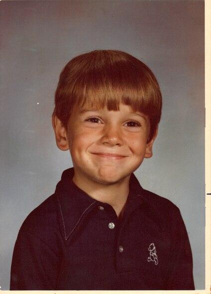 Todd Kern in grade school. (Courtesy photo)