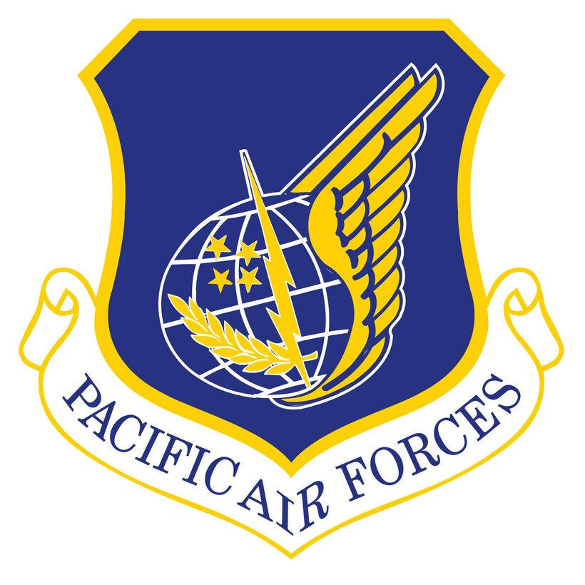 Pacific AIr Forces MAJCOM