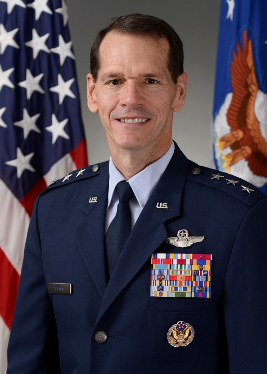 lieutenant general stanley e clarke iii u s air force. Black Bedroom Furniture Sets. Home Design Ideas
