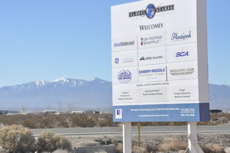 Air Force Civil Engineer Center completed environmental and property transfer work enabling the Victorville region to benefit from base closure by bringing more than 100 companies and 3,500 new jobs to the former George AFB.