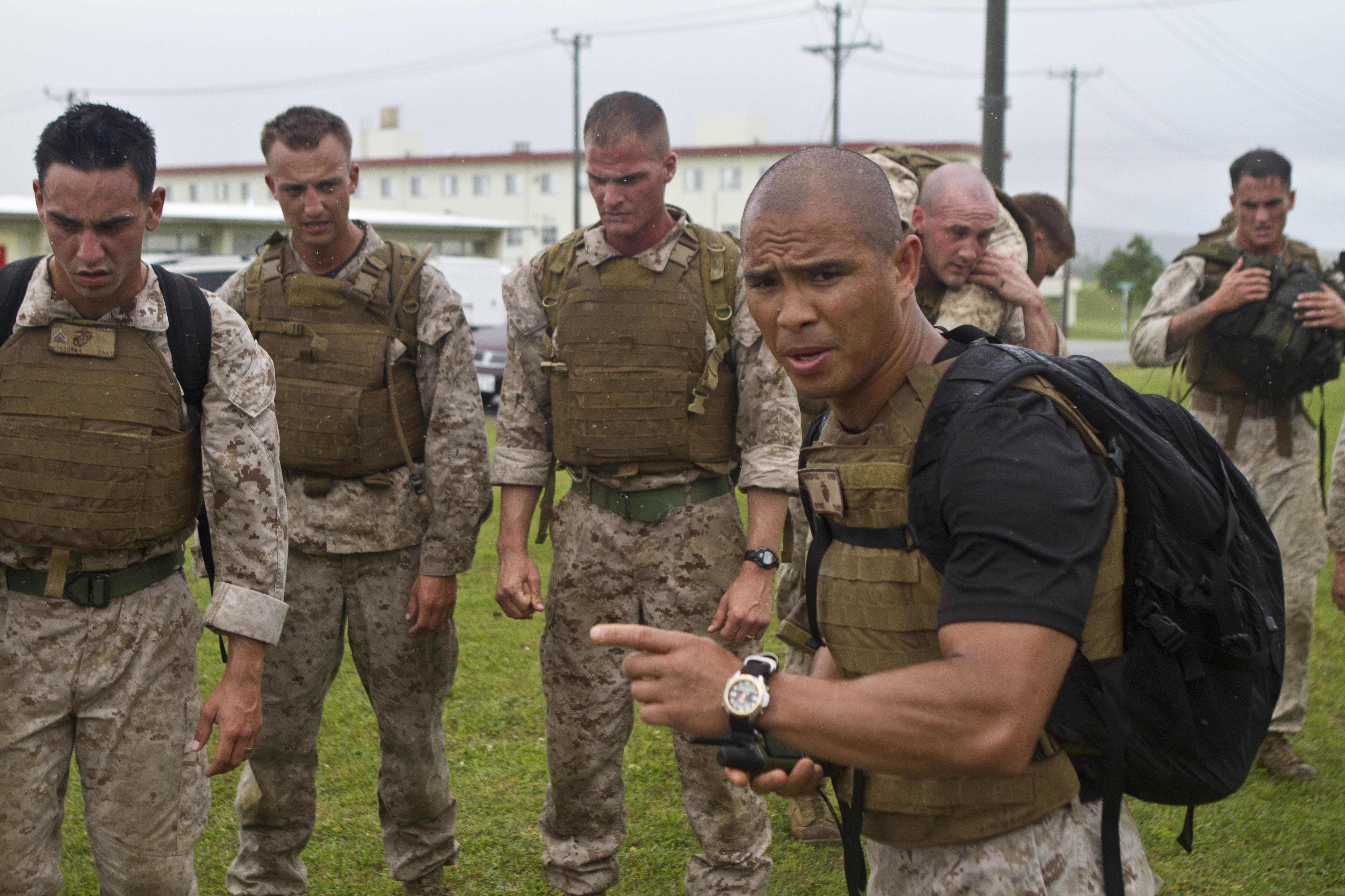 31st MEU leads MCMAP instructor course > 31st Marine ...