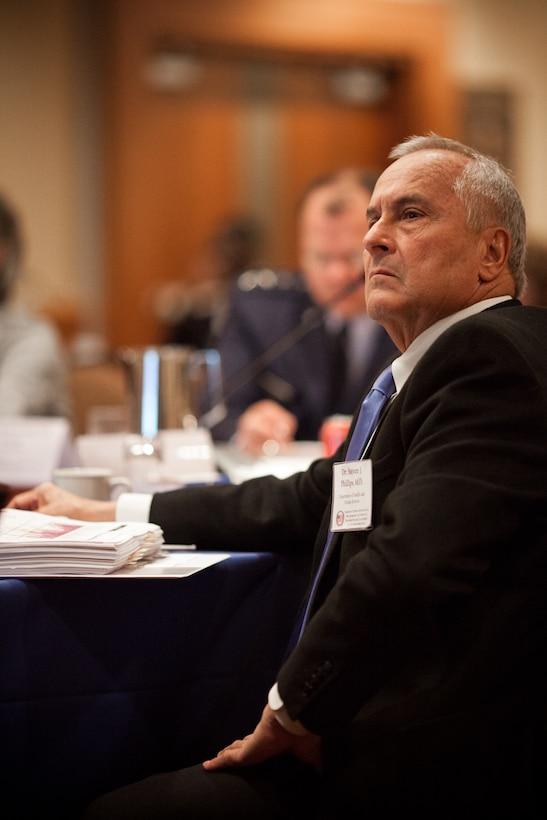 Non-DoD Member, Dr. Steven Phillips