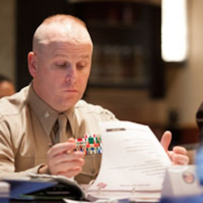 LtCol Sean P.K. Keane, USMC