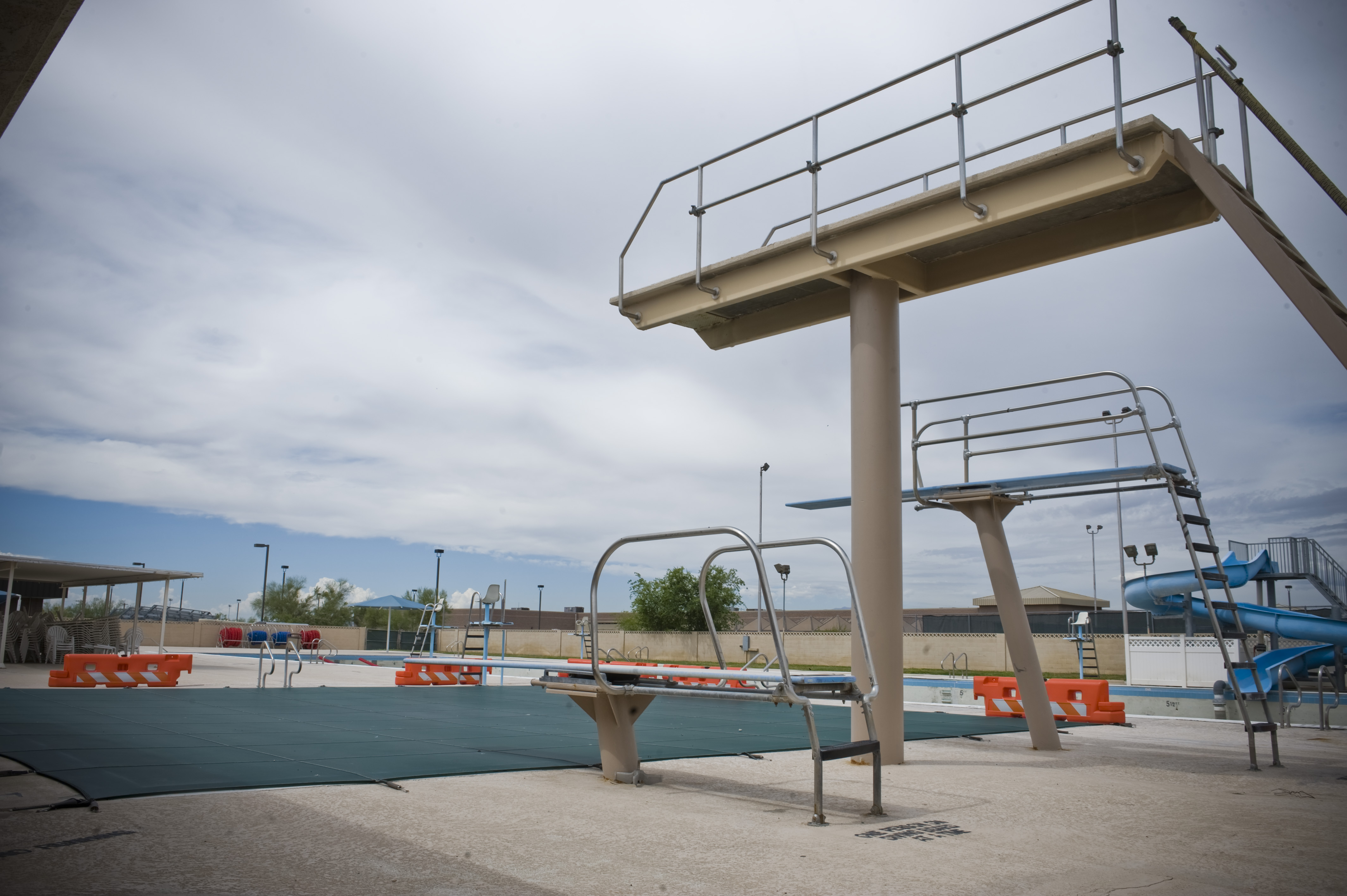 Nellis Announces Permanent Closure Of Olympic Pool Nellis Air Force Base News