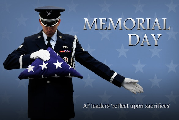 Air Force leaders send Memorial Day message > 940th Air ...