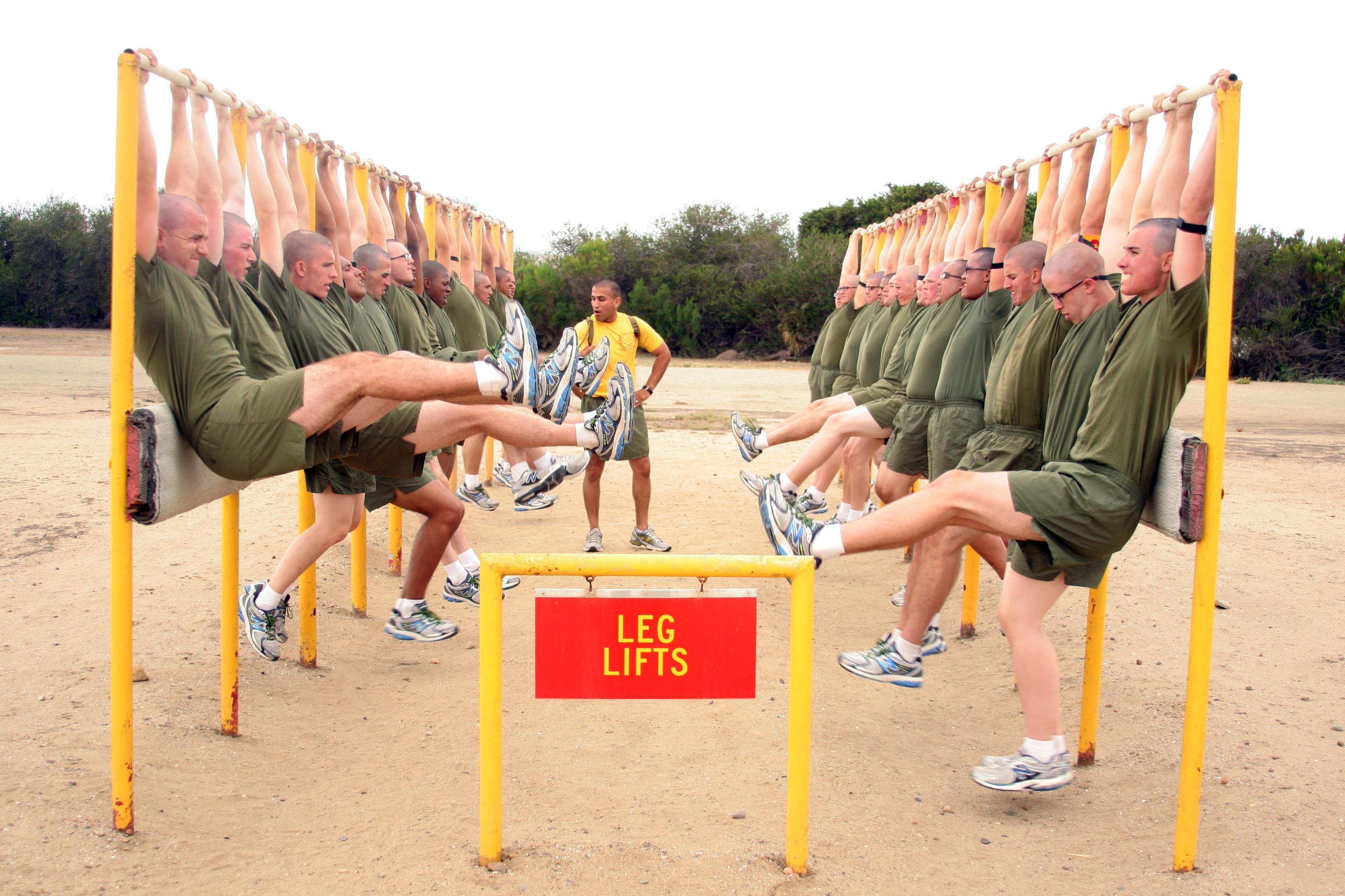 combat readiness improved through circuit course > marine corps hi res photo
