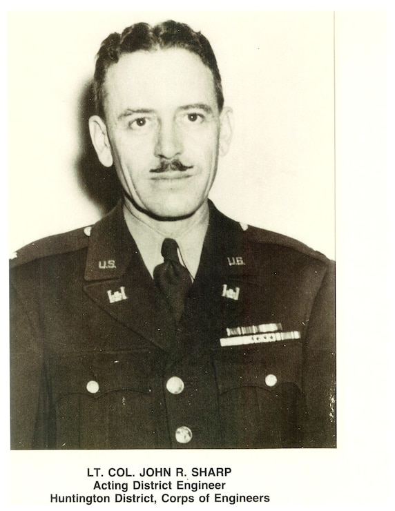 LT COL John R. Sharp