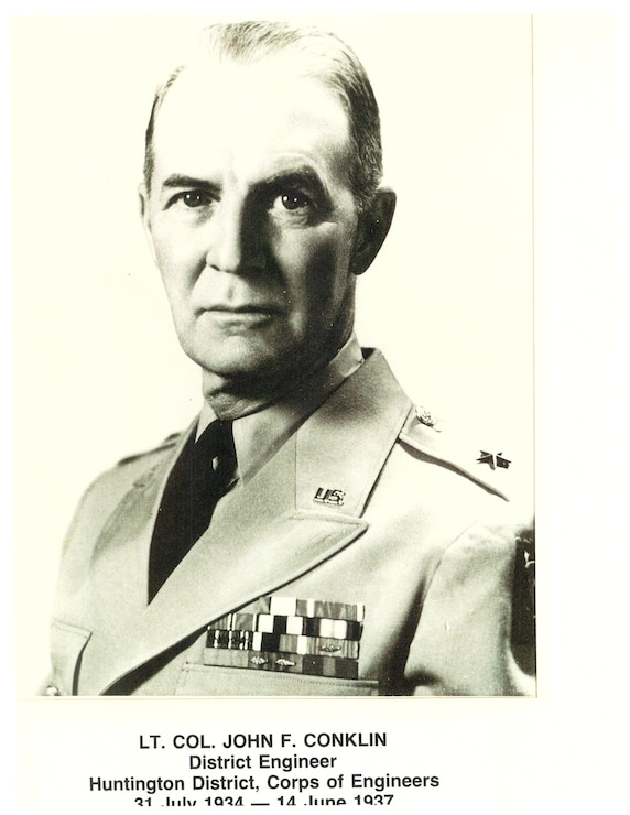 LT COL John F. Conklin