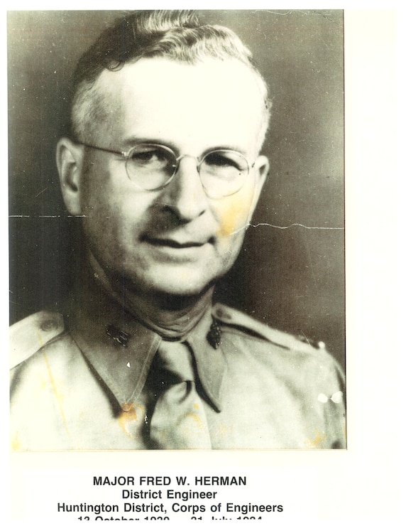 Major Fred W. Herman