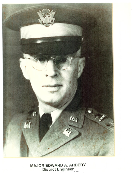 Major Edward A. Ardery