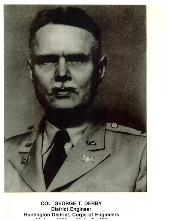 COL George T. Derby