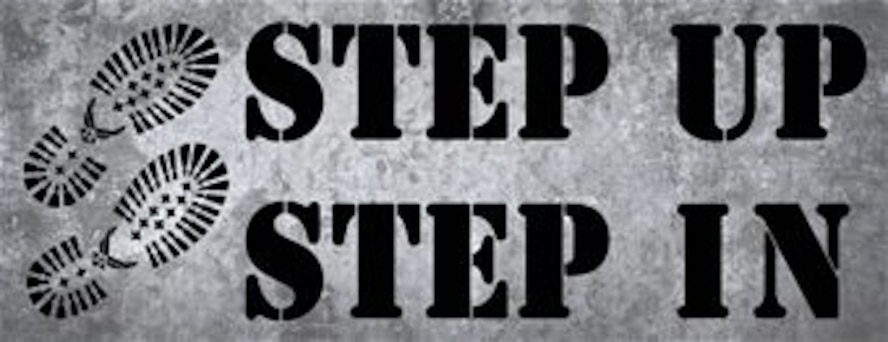 Step up, Step in