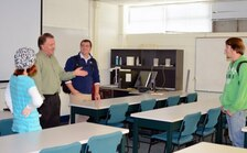 Paying it Forward: USACE Engineers Serve as Mentors, Guest Lecturers