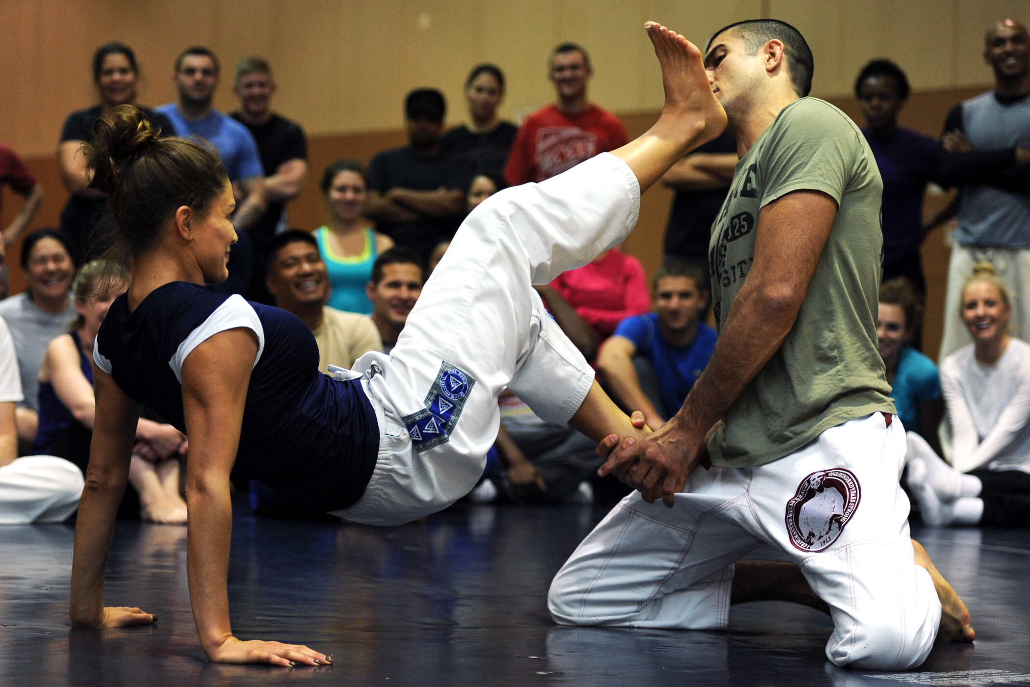 Women Empowered Seminar Instills Jiu Jitsu Self Defense