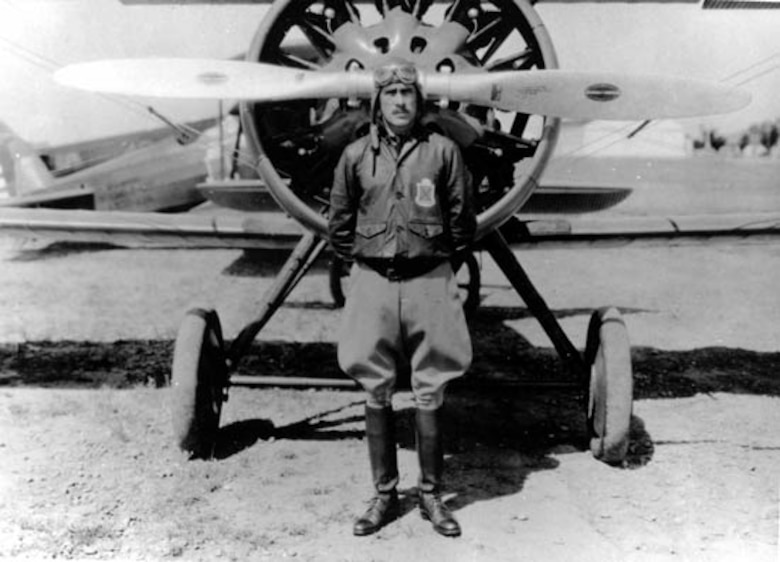 Maj. Gen. Clarence L. Tinker was a natural leader who personally led his Airmen into combat missions during the early days of World War II.  He perished, along with his crew, during the battle of Midway.