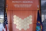 The DIA Patriots Memorial.