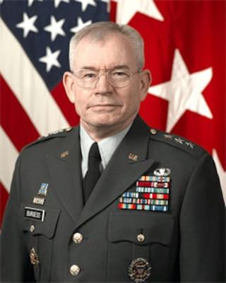 LTG Ronald L. Burgess, Jr., USA