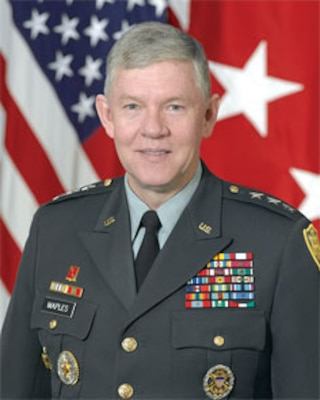 LTG Michael D. Maples, USA