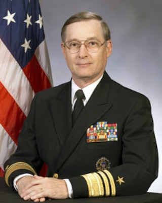 VADM Lowell E. Jacoby, USN