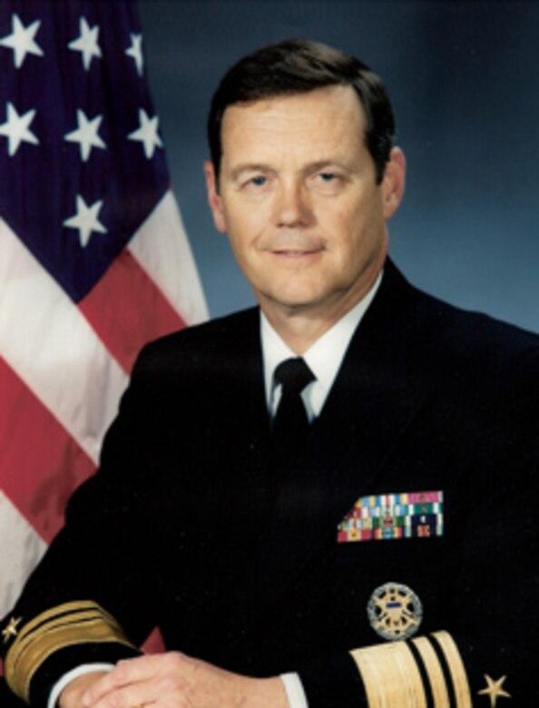 VADM Thomas R. Wilson, USN