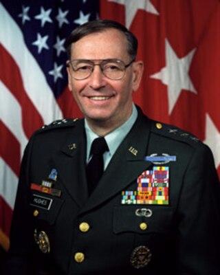 LTG Patrick M. Hughes