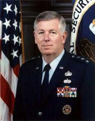 LTG Kenneth A. Minihan, USAF