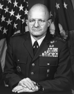 LTG James R. Clapper, Jr., USA