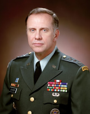 LTG Harry E. Soyster, USA