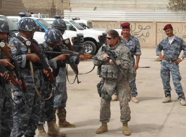 266th MP Company makes a difference in Iraq > National Guard ...