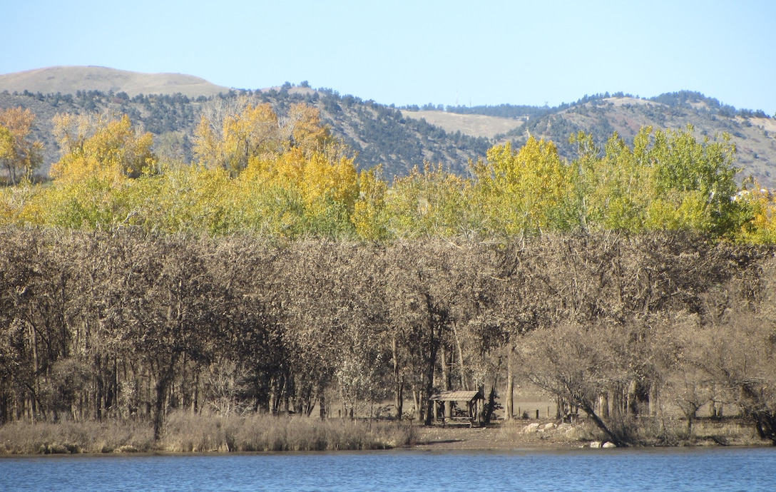 Heavy rainfall which led to mid-September flooding in Colorado, also fell in the foothills of the Bear Creek basin. The pool elevation at the Bear Creek reservoir rose several feet over the following days reaching a record peak pool elevation of 5607.9 ft on Sept. 22. At Bear Creek Lake Park, campground facilities and park infrastructure including trails, parking lots and picnic areas became inundated with floodwaters from Bear Creek and Turkey Creek. Pool levels returned to normal elevations by mid-October.