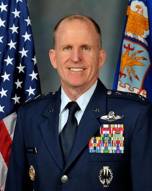 "Lieutenant General Stephen W. ""Seve"" Wilson"