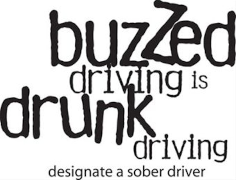 Stay safe and drive sober for the holidays