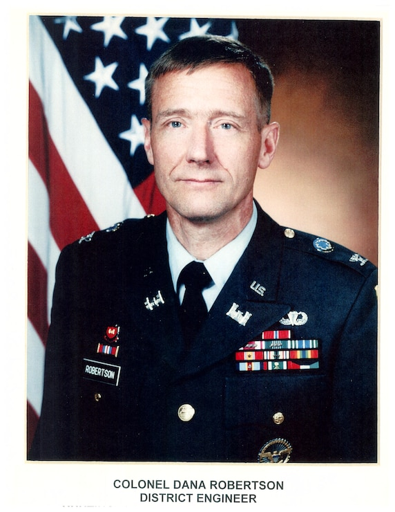 COL Dana Robertson