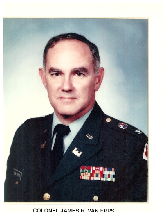 COL James R Van Epps