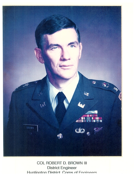 COL Robert D Brown