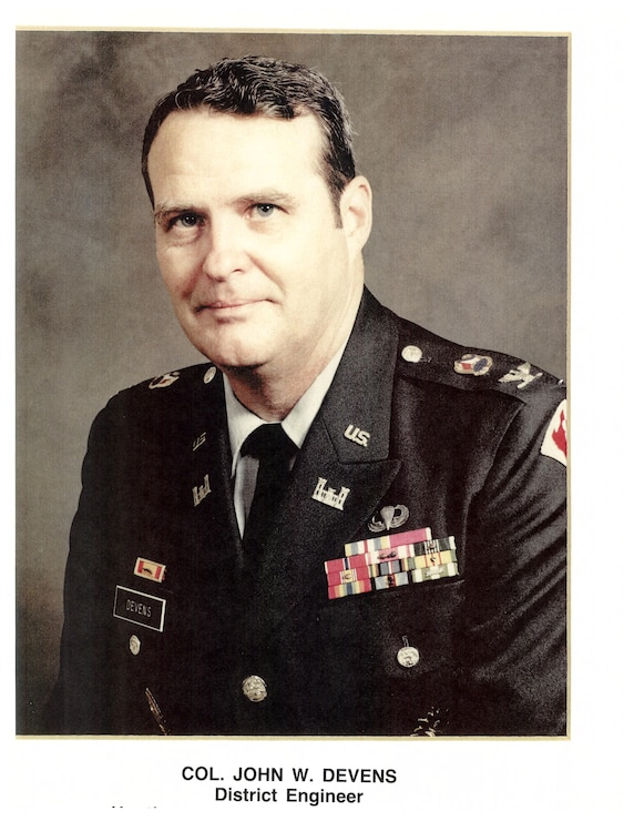 COL John W Devens