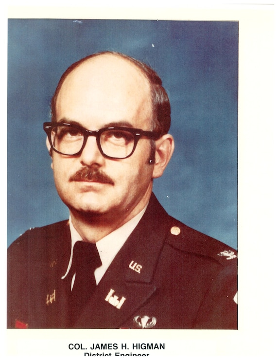 COL Jame H Higman