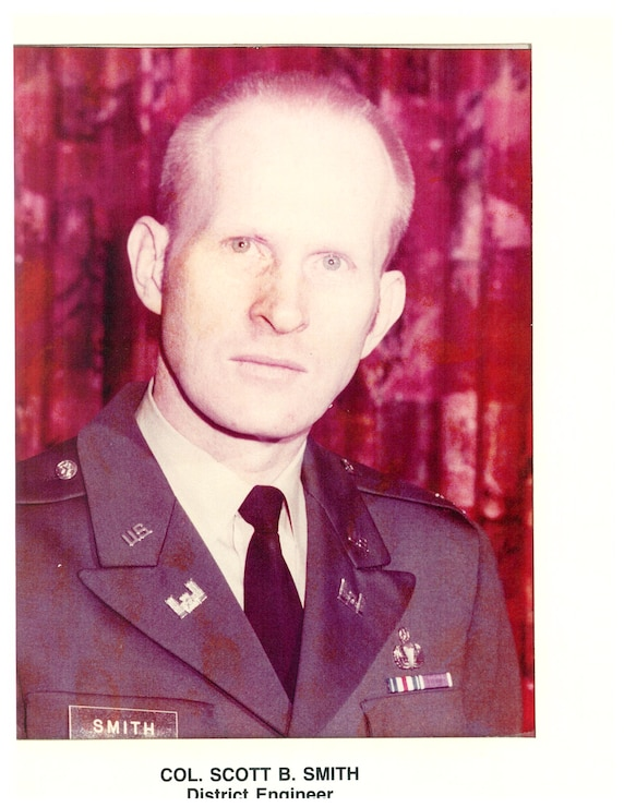 COL Scott B Smith