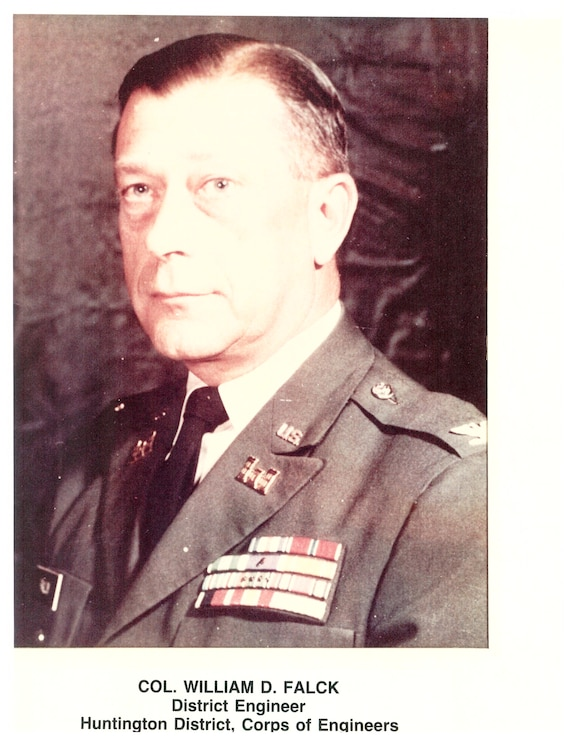 COL William D Falck